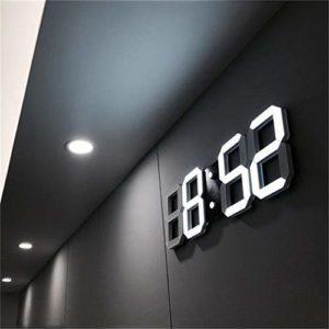 L'horloge murale 3D originale | Idées cadeaux insolites et originales pour la maison