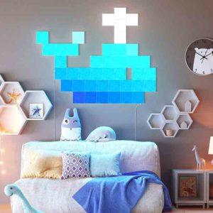 Panneau LED personnalisable | Idée cadeau original et insolites