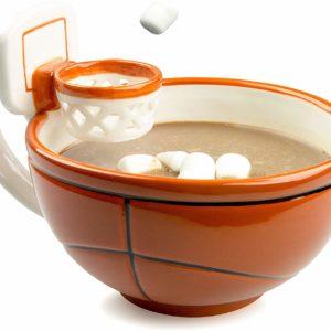 Bol de céréales basket-ball | Idées cadeaux insolites pour les enfants