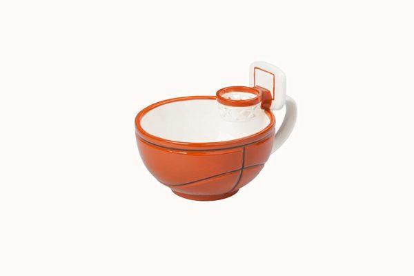 Bol de céréales basket-ball   Idées cadeaux insolites pour les enfants