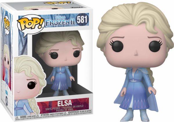 Elsa de la Reine des Neiges, figurine de collection Funko Pop | Idées cadeaux insolites pour les fans de Disney