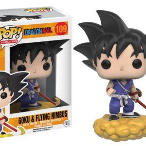 Funko Pop animé Dragon Ball Z (Goku & Nimbus) | Idées cadeaux insolites pour les fans de manga