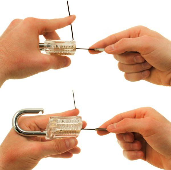 Kit de crochetage 20 pièces | Idées cadeaux insolites