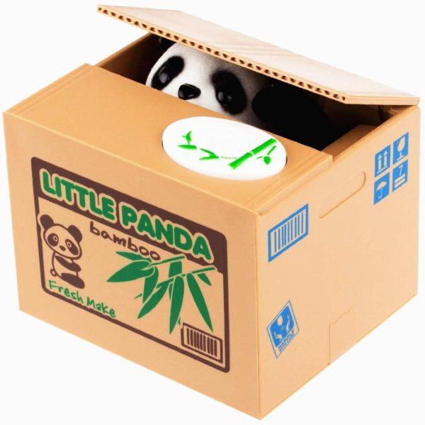 Tirelire Panda originale pour enfants   Idées cadeaux insolites