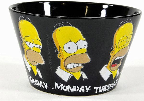 Bol Homer Simpson Humeur   Idées cadeaux insolites