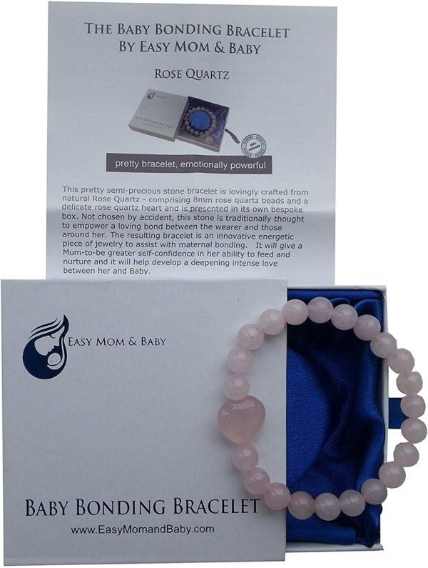 Bracelet sacrée pour la grossesse | Idées cadeaux insolites pour les mamans