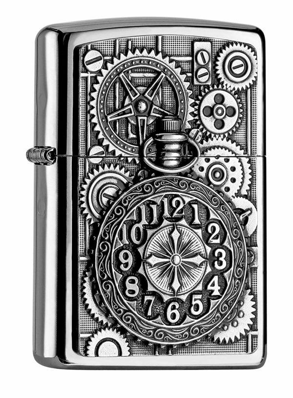 Briquet en métal original   Idées cadeaux insolites