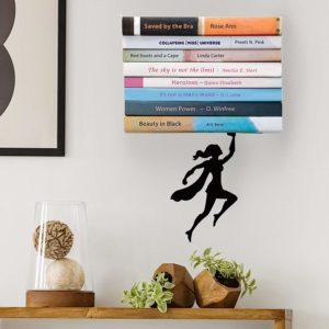 Étagère originale pour les livres | Idées cadeaux insolites