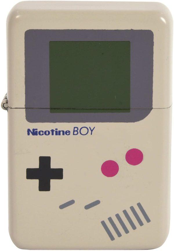 Briquet insolite en forme de Game Boy | Idées cadeaux insolites jeux videos