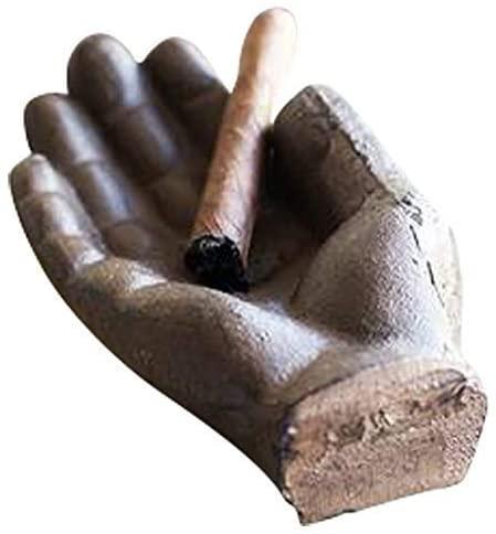Cendrier insolite en forme de main | Idées cadeaux insolites