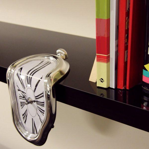 Horloge fondue Salvador Dali | Idées cadeaux insolites