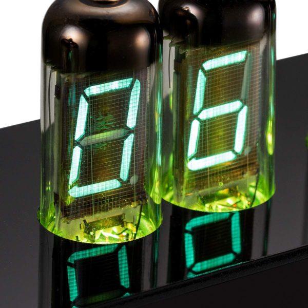 Horloge en tubes Nixie | Idées cadeaux insolites