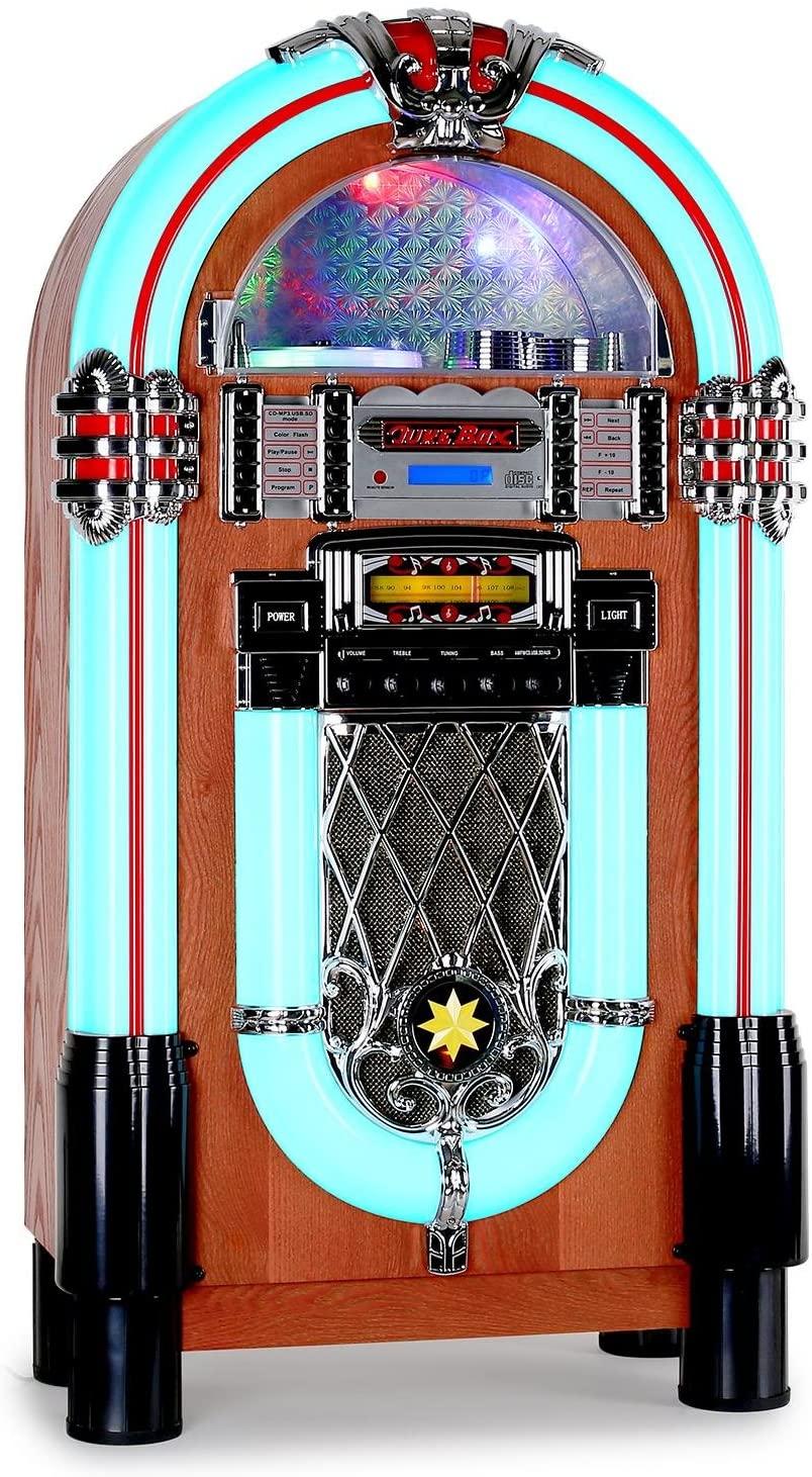 Jukebox vintage aux fonctionnalités modernes   Idées ...