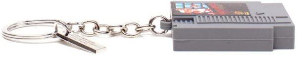 Porte-clés cartouche de jeu vidéo Nintendo | Idées cadeaux insolites gamers