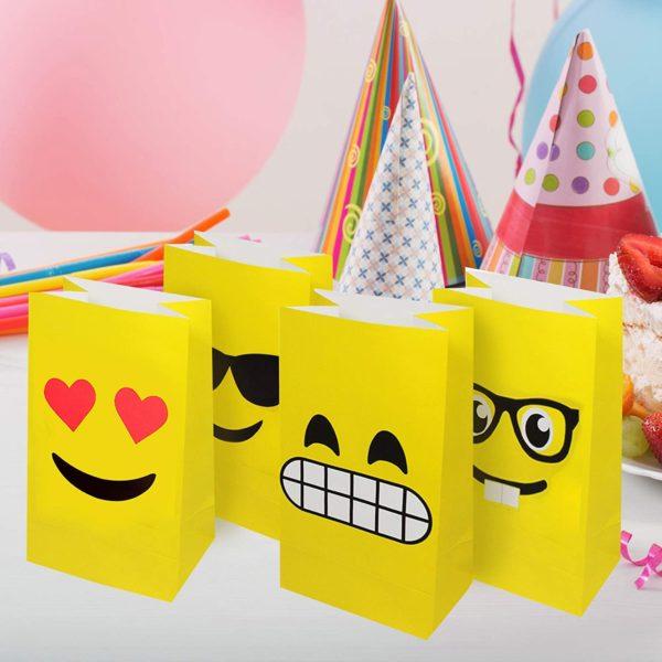 Sacs cadeaux emoji | Idées cadeaux insolites enfants