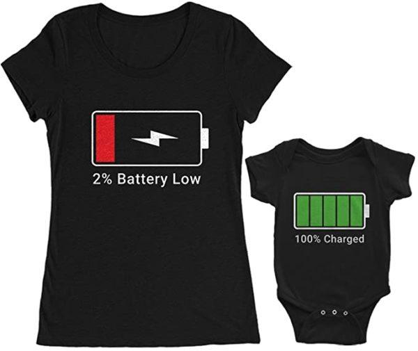 T-Shirt et body pour maman ou papa et bébé   Idées cadeaux insolites