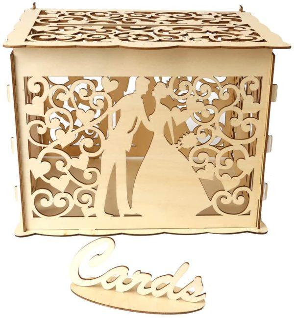 Urne pour mariage | Idées cadeaux insolites pour mariages