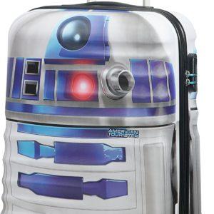 Valise insolite Star Wars | Idées cadeaux insolites