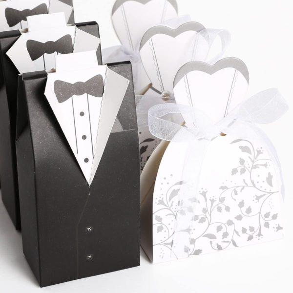 Boîte à dragées originale Mariés | Idées cadeaux insolites pour mariage