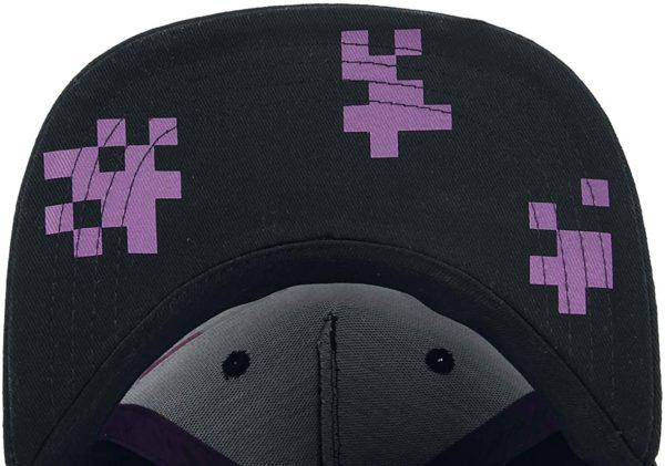 Casquette Minecraft   Idées cadeaux insolites