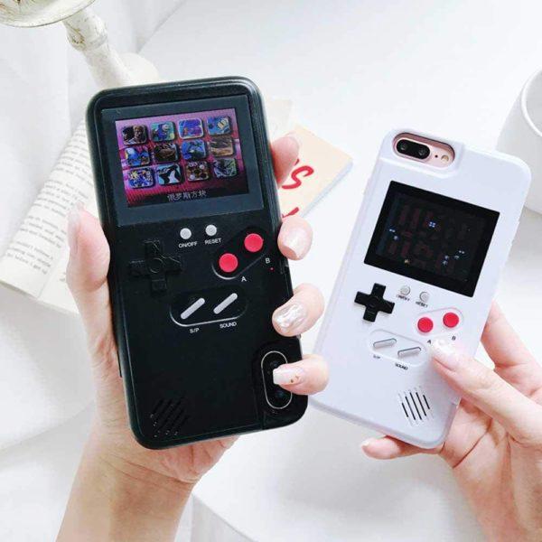 Coque Gameboy pour iPhone | Idées cadeaux insolites