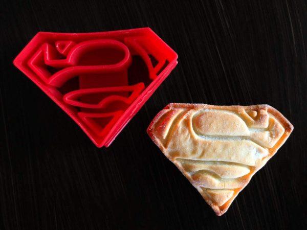 Emporte-pièces super-héros | Idées cadeaux insolites