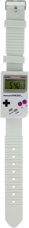 Montre numérique Nintendo Gameboy | Idées cadeaux insolites
