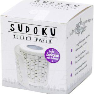 Papier Toilette Sudoku | Idées cadeaux insolites
