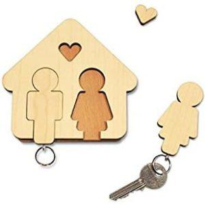 Porte-clés pour les amoureux | Idées cadeaux insolites