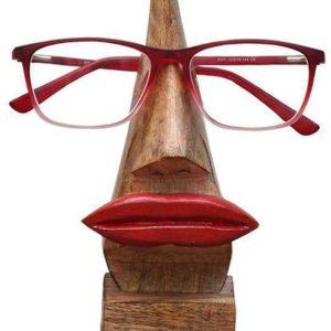 Porte-lunettes sculpture pour femmes | Idées cadeaux insolites