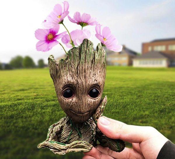 Pot de fleur Groot | Idées déco cadeaux insolites
