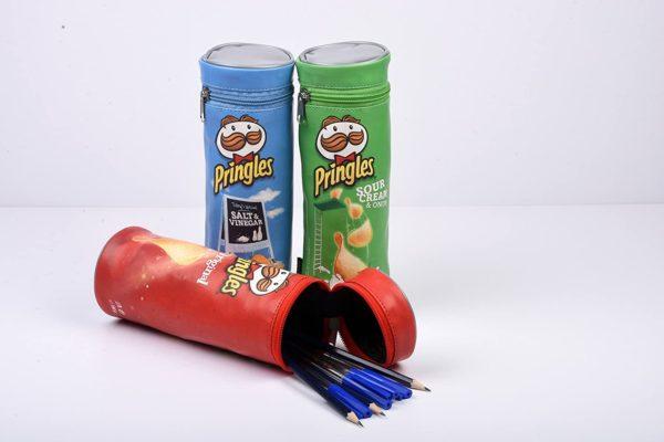 Trousse Chips Pringles | Idées cadeaux insolites