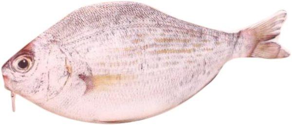 Trousse originale en forme de poisson | Idées cadeaux insolites
