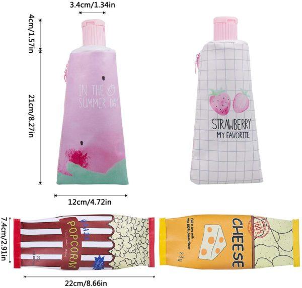 Trousses originales pour la rentrée | Idées cadeaux insolites enfant