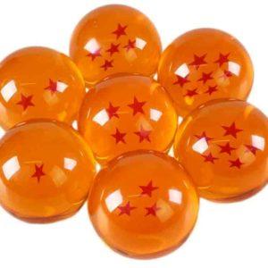 7 boules du Dragon Ball Z | Idées cadeaux insolites