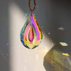 Attrape-soleil prisme en cristal | Idées cadeaux insolites