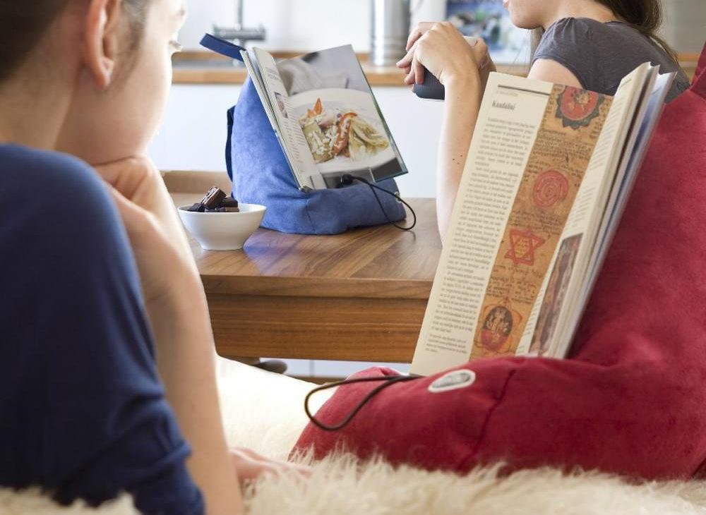 Book Seat : le support pour livre ou tablette | Idées cadeaux insolites