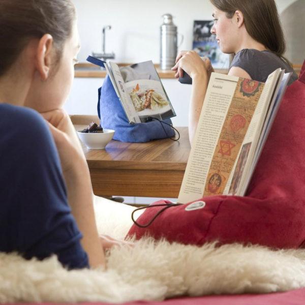 Book Seat : le support pour livre ou tablette   Idées cadeaux insolites
