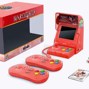 Console Neo Geo Mini spécial Samurai Shodown | Idées cadeaux insolites