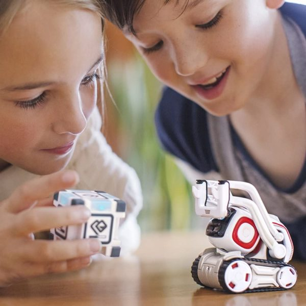 Cozmo : le robot intelligent Wall-E pour jouer et apprendre à coder   Idées cadeaux insolites