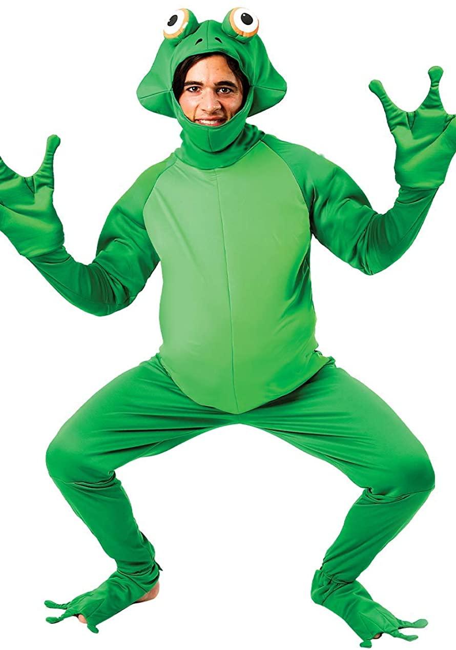 Déguisez-vous en grenouille verte | Idées cadeaux insolites