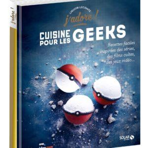 Des recettes de cuisine pour les geeks | Idées cadeaux insolites