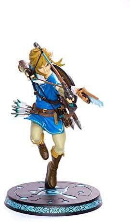 Figurine The Legend of Zelda : LINK de Breath of the Wild | Idées cadeaux insolites
