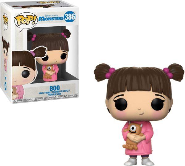 Funko Pop Disney : Figurine Bouh de Monstres et Cie | Idées cadeaux insolites