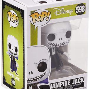 Funko Pop Disney : Figurine Vampire Jack de L'Étrange Noël de Monsieur Jack | Idées cadeaux insolites
