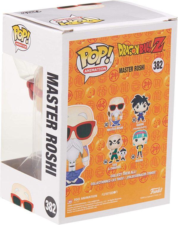 Funko Pop : Figurine Master Roshi de Dragon Ball | Idées cadeaux insolites