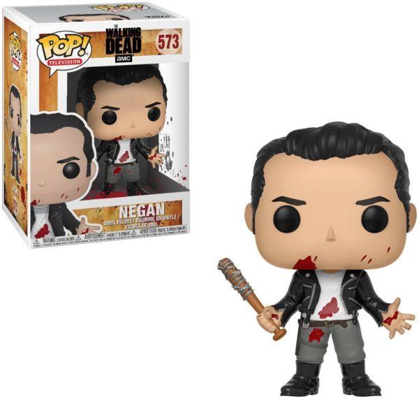 Funko Pop : Figurine Negan de The Walking Dead | Idées cadeaux insolites