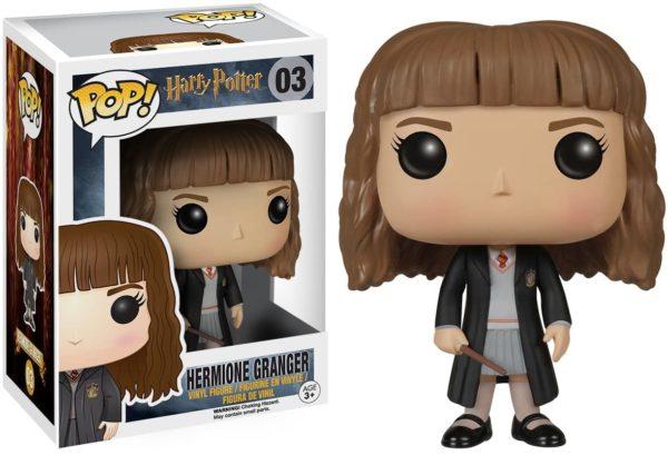 Funko Pop : La figurine Hermione Granger de Harry Potter | Idées cadeaux insolites