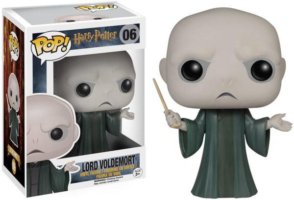 Funko Pop : La figurine Lord Voldemort de Harry Potter | Idées cadeaux insolites