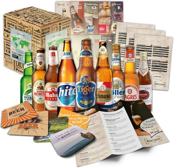 Goûtez toutes les bières du monde avec ce coffret cadeau | Idées cadeaux insolites